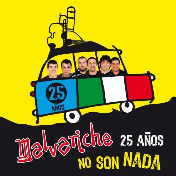 Malvariche presenta en la Fiestas de Cuadrillas su último disco