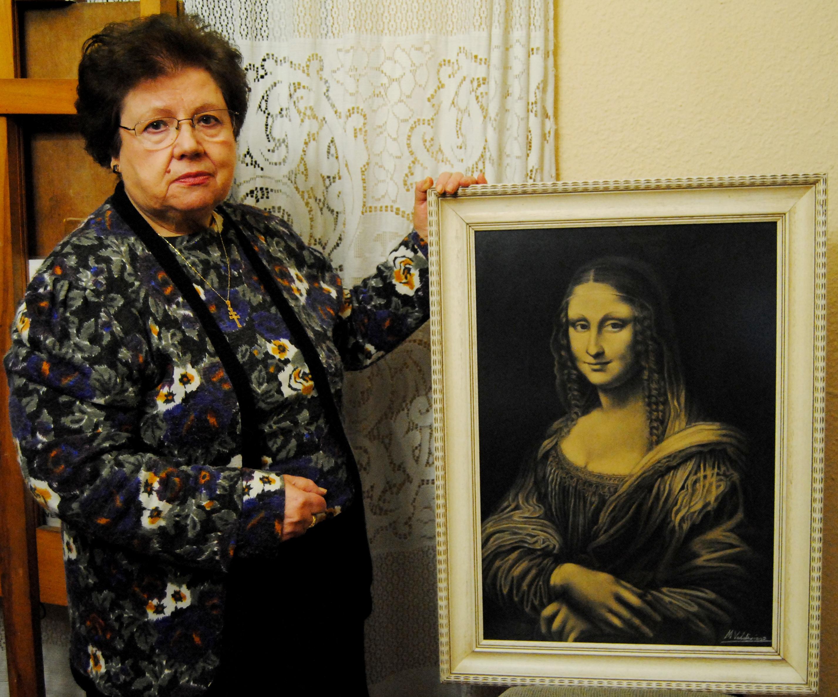 """""""El cuadro de """"La Gioconda"""" del Prado ya llamaba la atención en los años 50"""""""