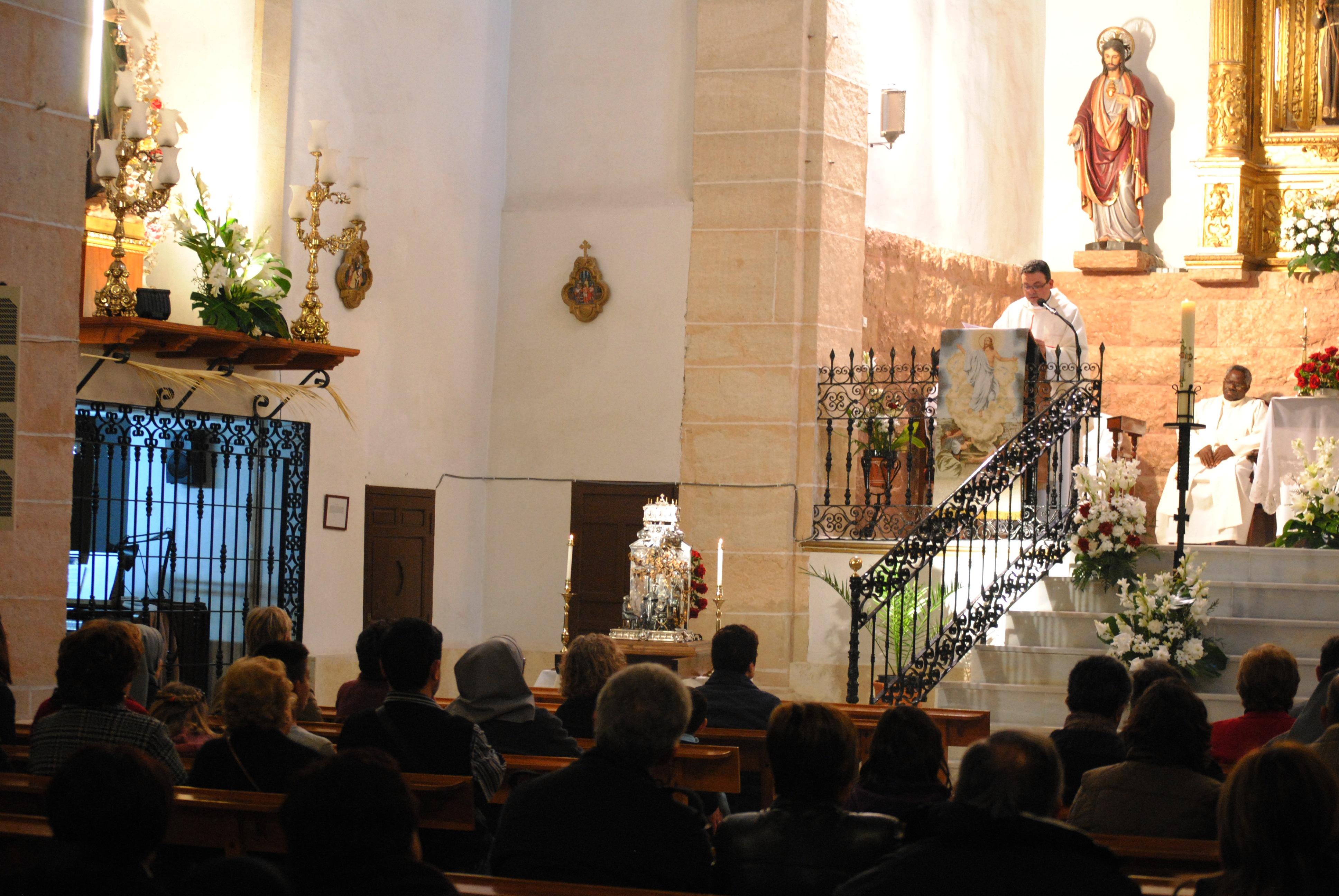 Las reliquias de San Juan de Ávila en Caravaca