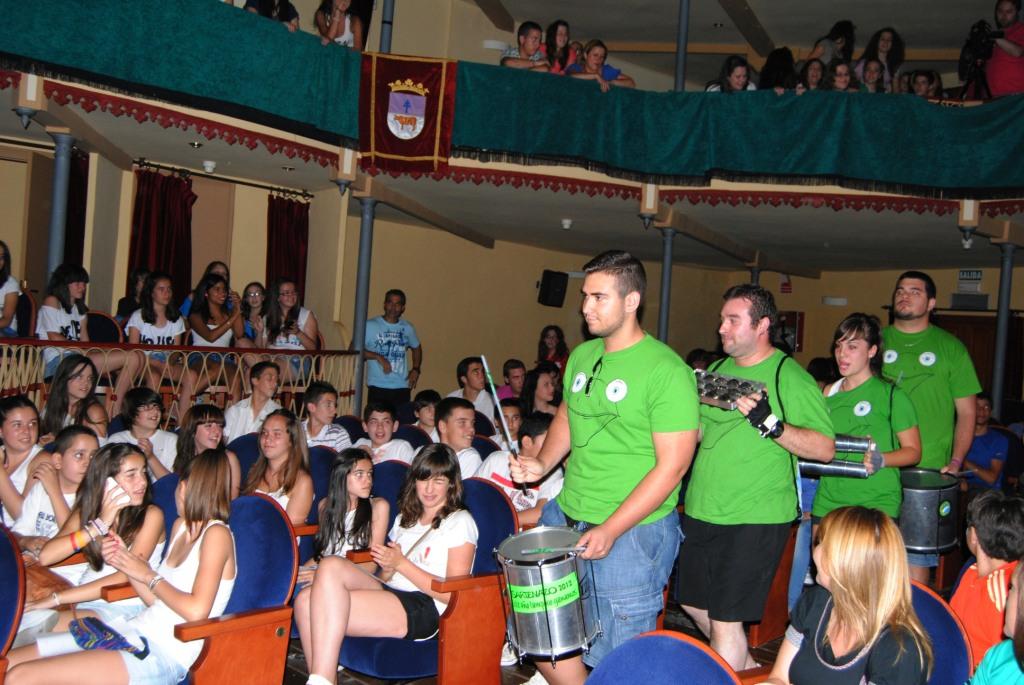 El teatro Thuillier acoge el I Festival del IES Chirinos