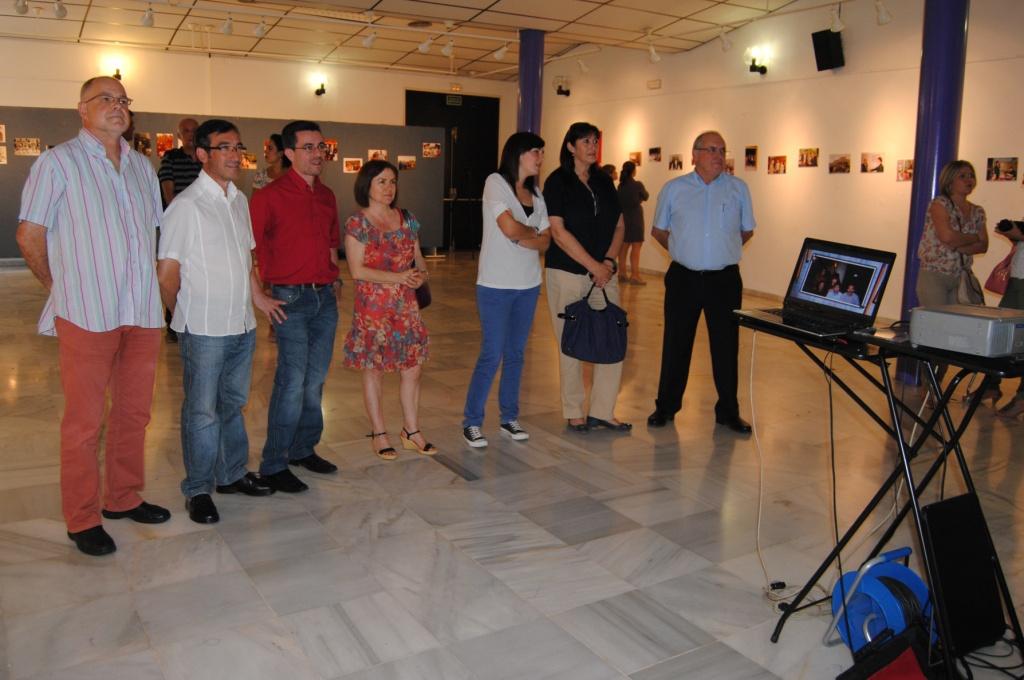 Exposición Homenaje a Antonio García Martínez-Reina