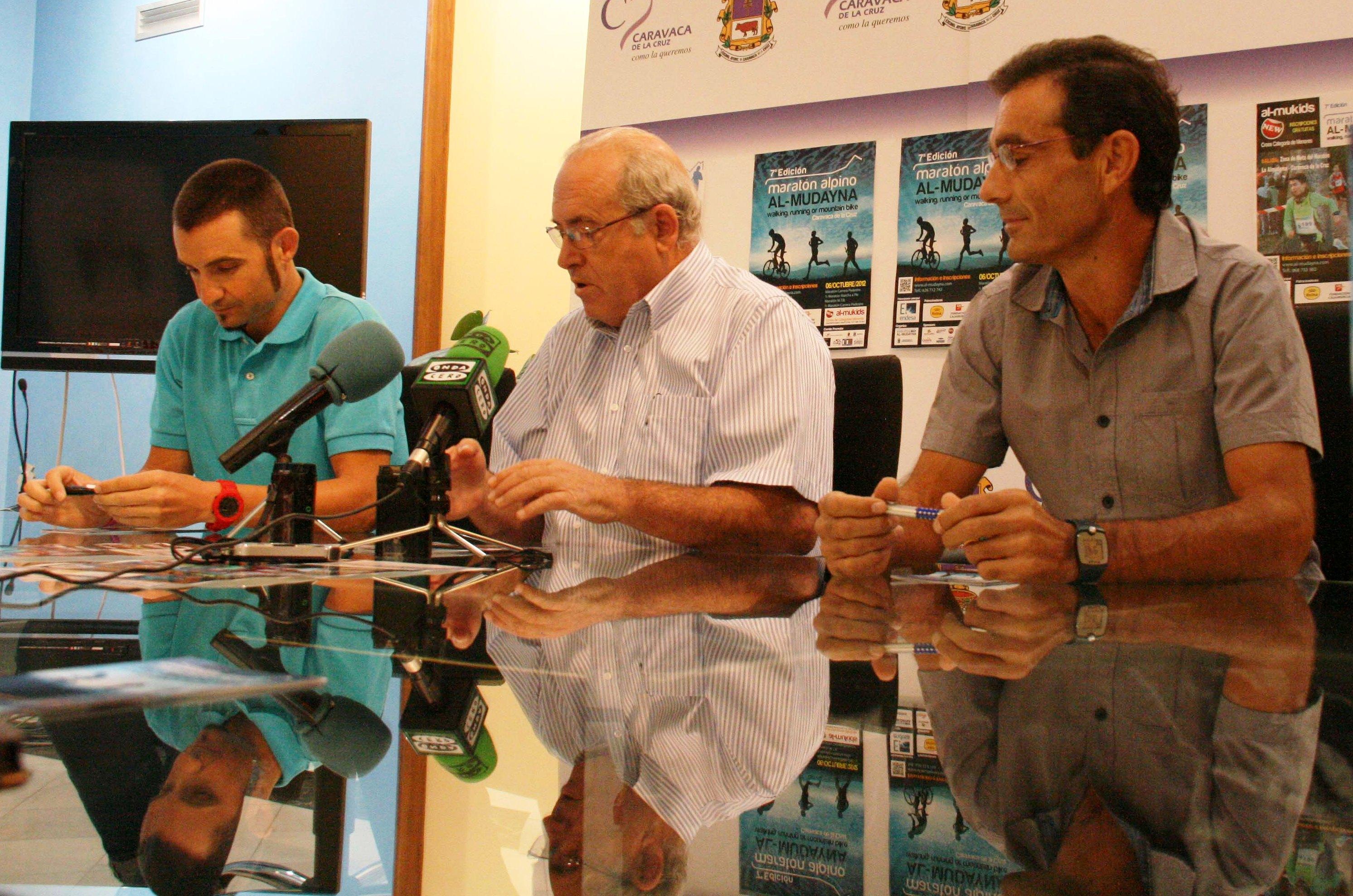 Más 1000 deportistas de toda España se dan cita en La Almudema