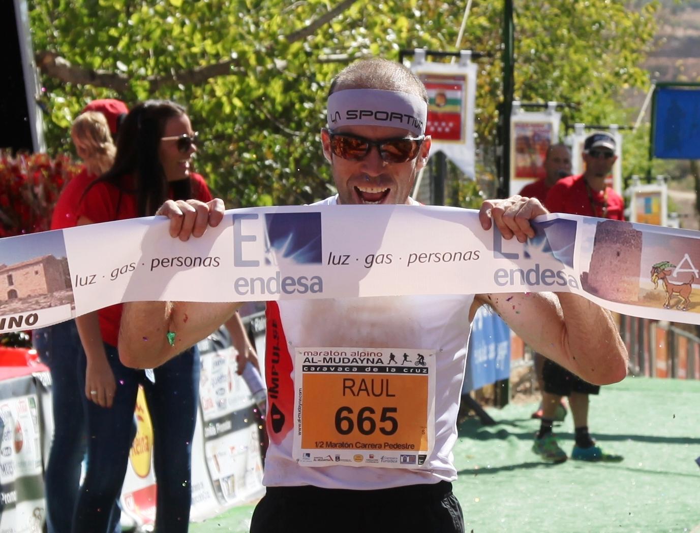 Raúl García Castán se impone en la media maratón de la Al-Mudayna