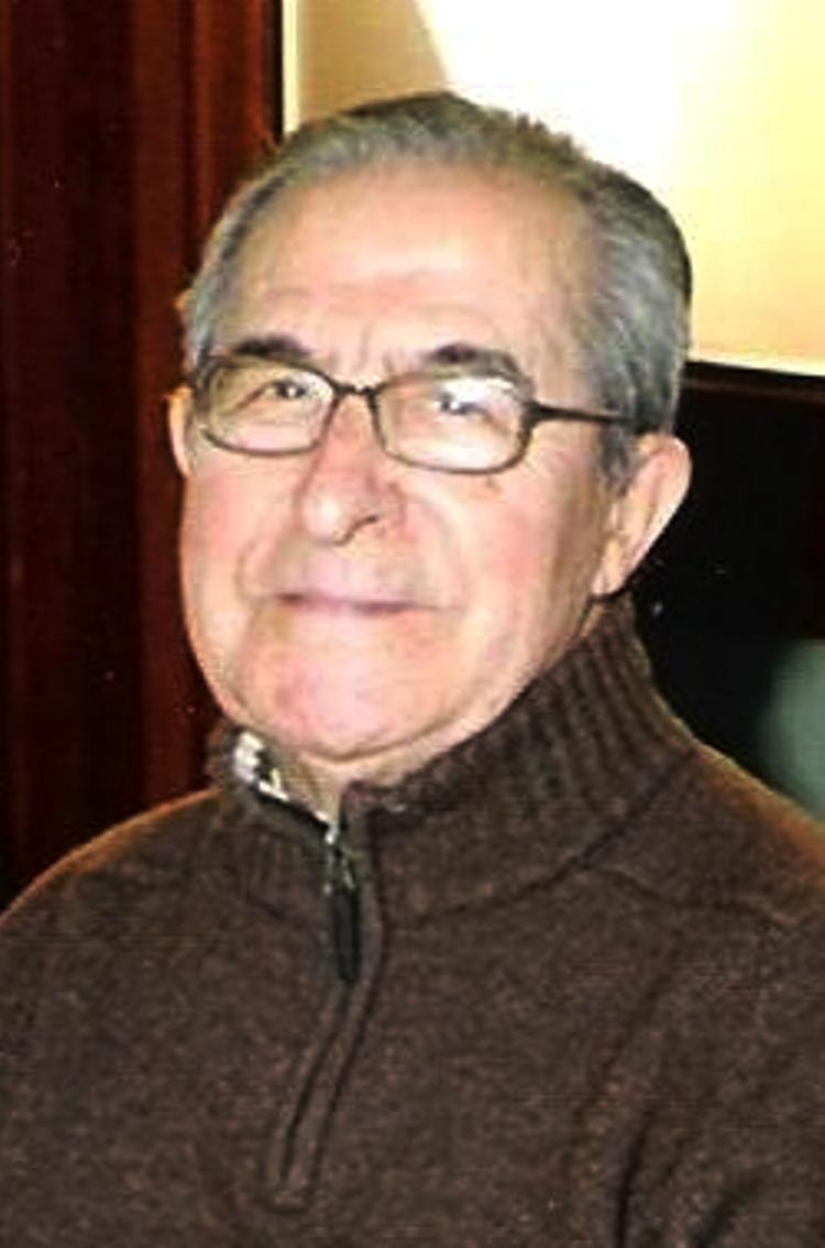 Misa por el alma del padre franciscano caravaqueño Juan Pedro Sánchez Hortelano