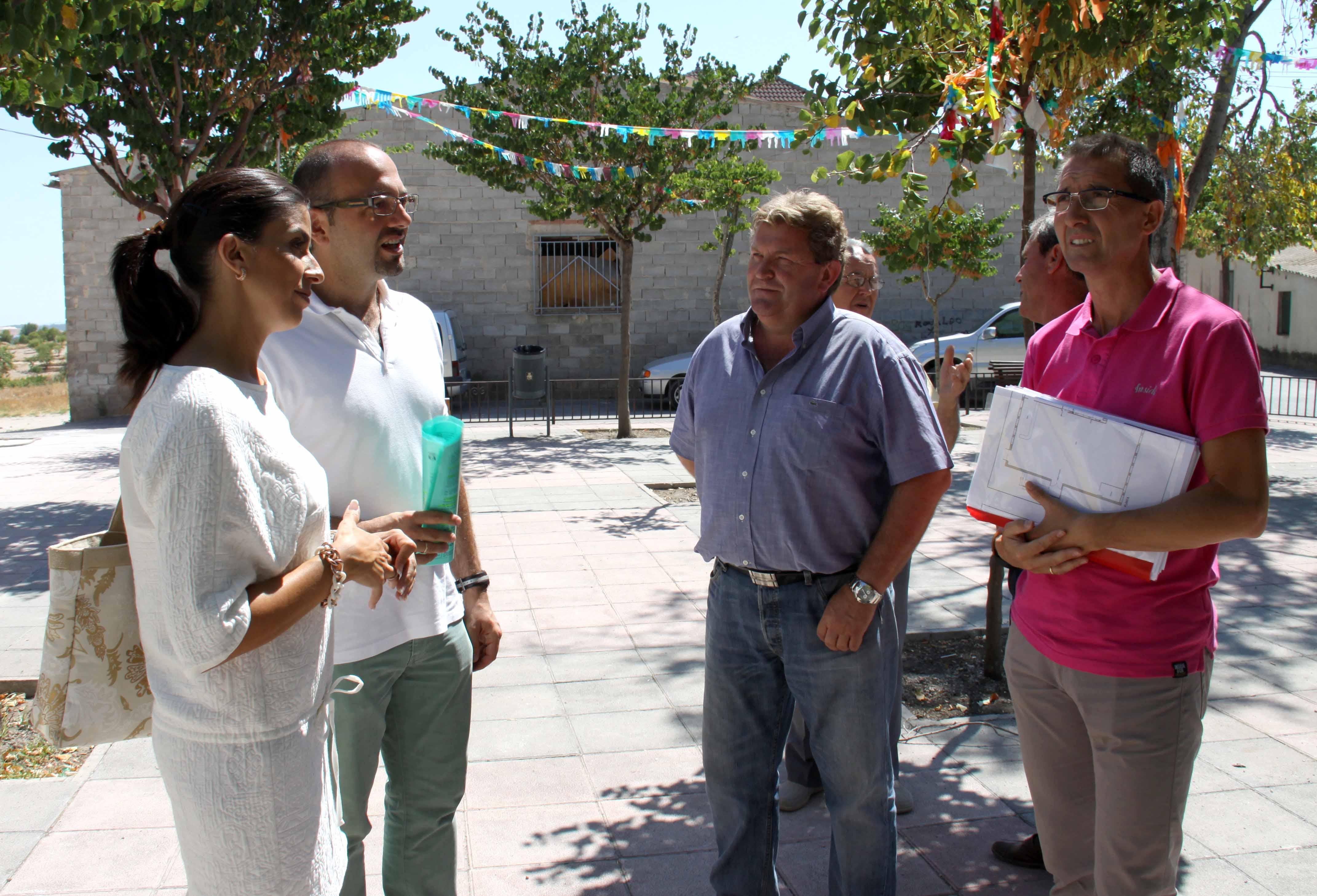 El Ayuntamiento reforma el Consultorio Médico y el Centro Social de Navares