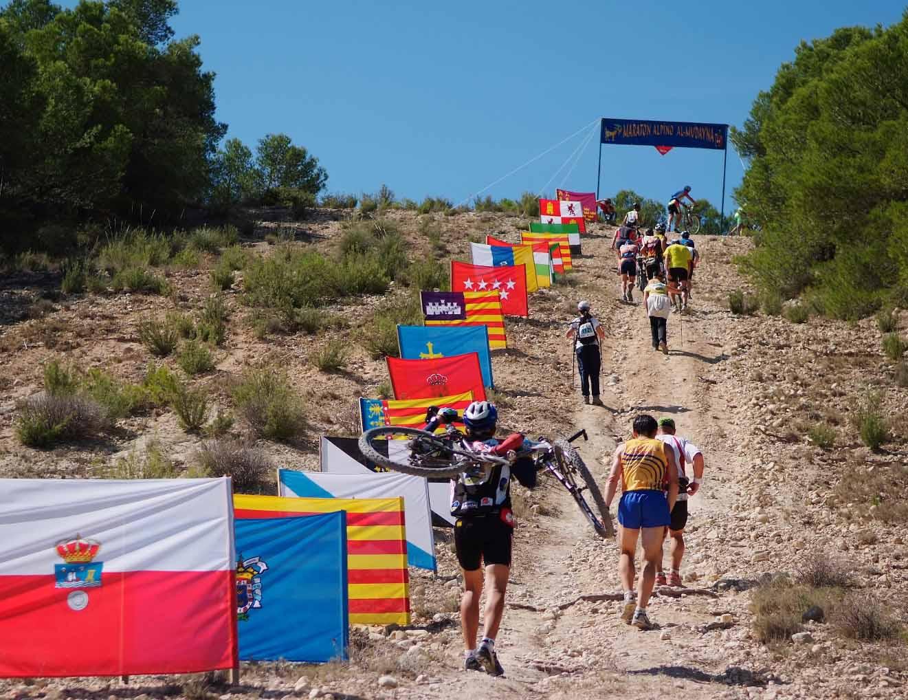 La organización del VIII Maratón Alpino Al-Mudayna amplía 200 plazas tras alcanzar las 1000 inscripciones
