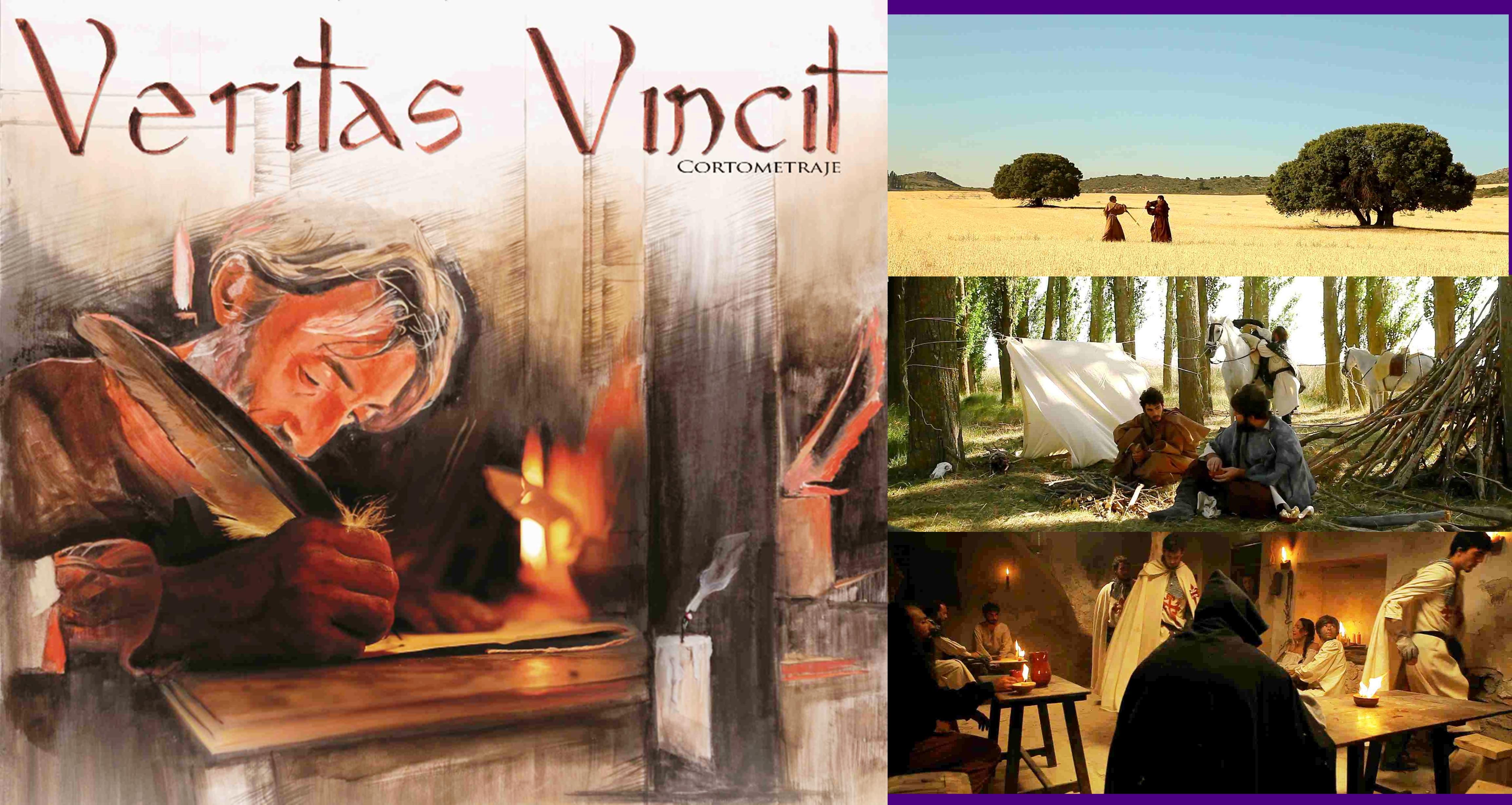 El cortometraje 'Veritas Vincit' se estrena en Caravaca el 28 de febrero