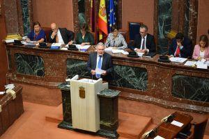 La Asamblea impulsa la construcción de la autovía entre Caravaca de la Cruz y la Venta del Olivo